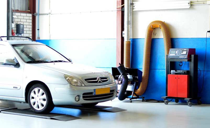 APK keuring Zeewolde APK-garage